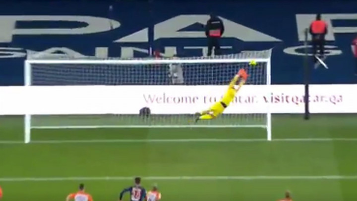 Snajperski duel u Parizu: Di Maria sa 30 metara zakucao loptu pod prečku!