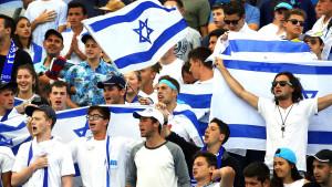 Izraelske zastave zabranjene pred meč Evropske lige