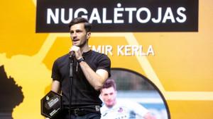 Kerla proglašen za najboljeg igrača u Litvaniji