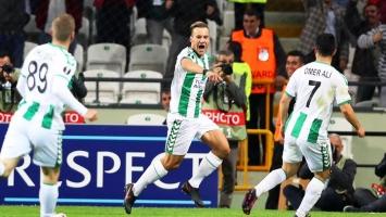 Deni Milošević ušao u historiju Konyaspora