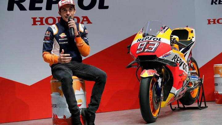 Marquez ima novi cilj nakon osme titule prvaka svijeta