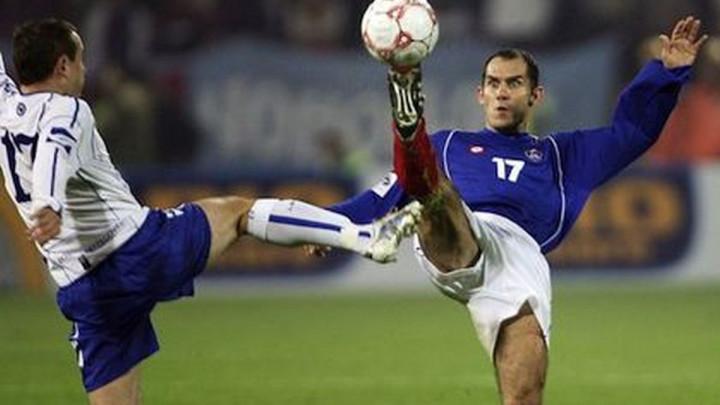 Bivšeg fudbalskog reprezentativca BiH visokog 169 cm rat spriječio da postane košarkaš