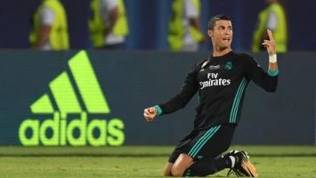Dominacija igrača Reala, Ronaldu dvije nagrade