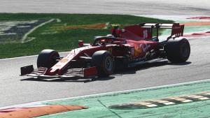 Ferrari doživio sramotu u vlastitom dvorištu!