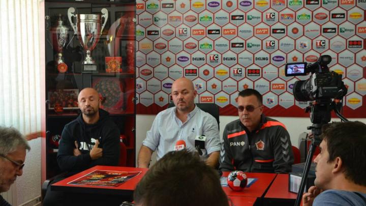 Bulić: Ostavit ćemo srce na terenu da ostvarimo pobjedu