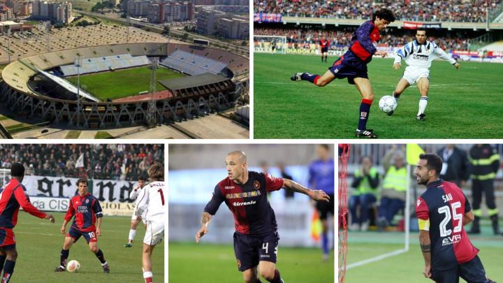 Oaza fudbalske romantike: Cagliari Calcio, grandiozno poseban