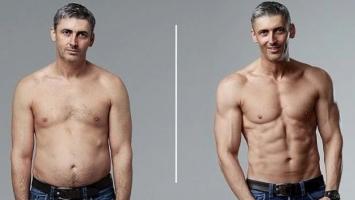 Nije kasno: 45-godišnjak zadivio transformacijom