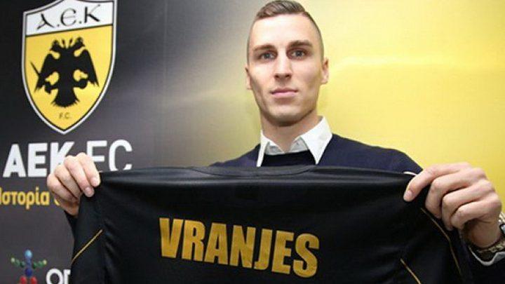 Nije moglo gore: Neslavan debi Vranješa za AEK