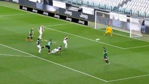 Malinovsky probio mrežu Juventusa