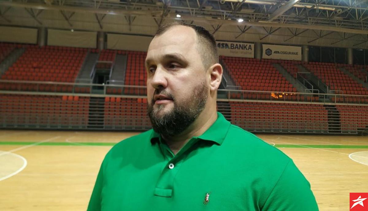 Mujaković: Odigrali smo dosta dobro prvo poluvrijeme, držali smo se dogovora iz svlačionice