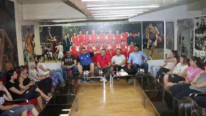 Rukometašice Jedinstva startale sa radom za novu sezonu