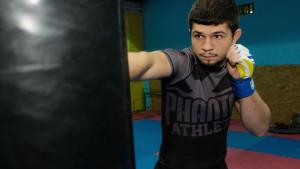 """""""Uvjeren sam da mogu doći do svjetskog vrha u MMA sportu, spreman sam za Las Vegas"""""""