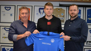 Mladi bh. napadač potpisao za Slovan Liberec