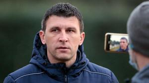 Jakirović: Najmanje što mi je važno je rezultat pripremne utakmice