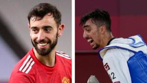 Bruno, ti si? Tekvandoista iz Tunisa neodoljivo podsjeća na zvijezdu Uniteda