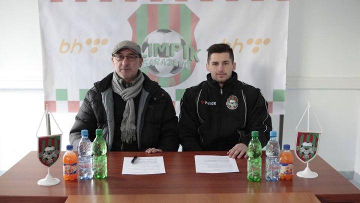 Bevab potpisao ugovor sa Olimpicom