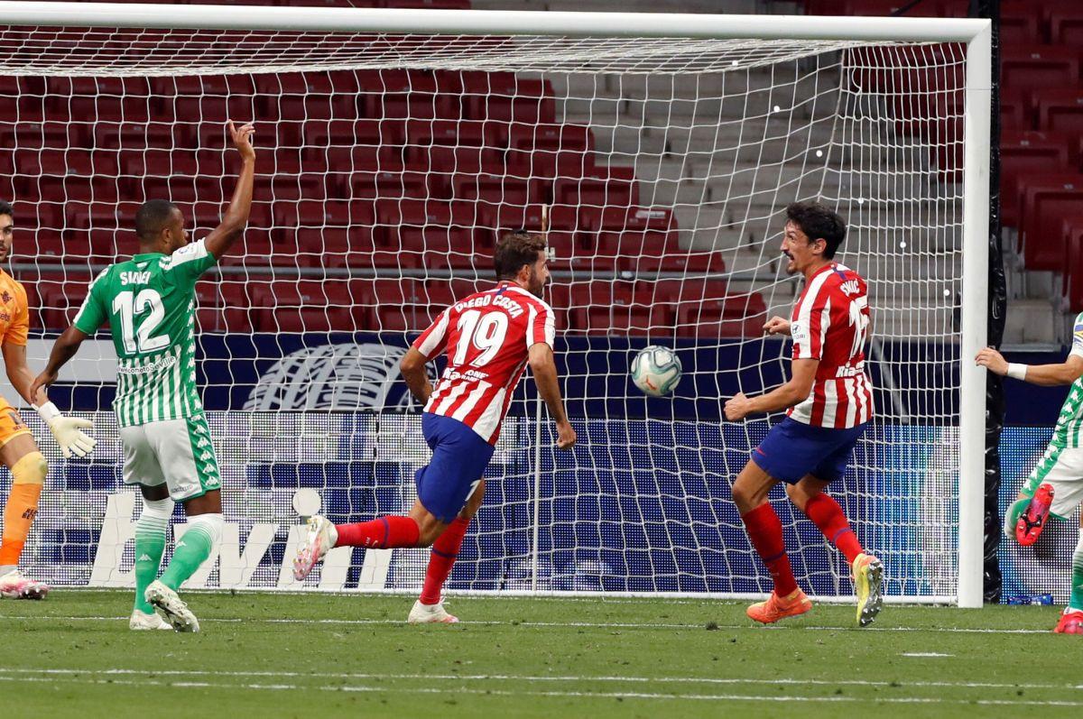 Diego Costa odveo Atletico u Ligu prvaka!