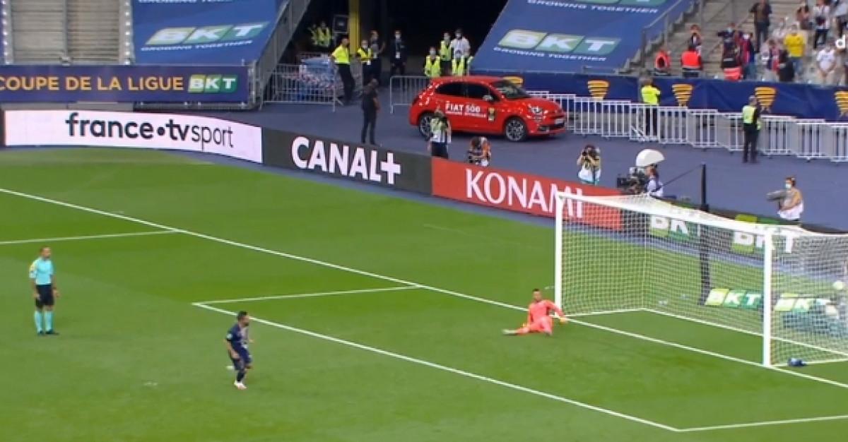 Lyon pokazao zube, ali PSG je ponovo nepobjediv