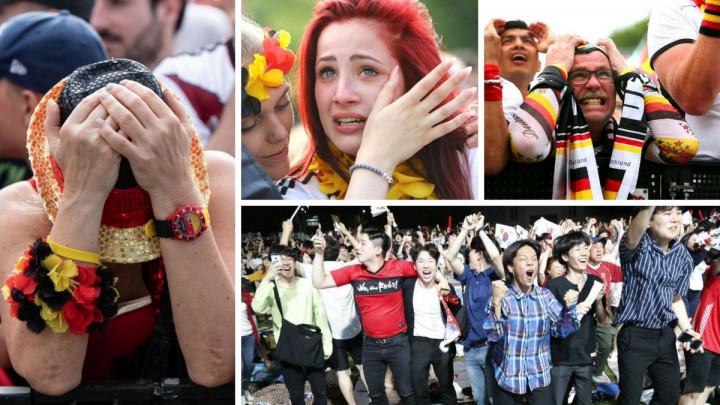 Kako neko nakon ovih fotografija može reći da fudbal nije više od igre?