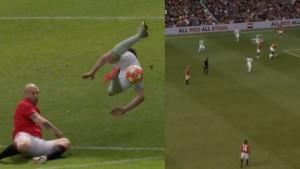 Jaap Stam je i protiv Bayerna radio ono u čemu je bio najbolji