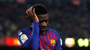Novi problemi za Barcelonu: Ousmane Dembele se povrijedio