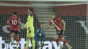 Southampton na vrhu Premiershipa