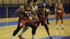 NBA rezultat u Sarajevu: Bosna Royal bolja od Zrinjskog