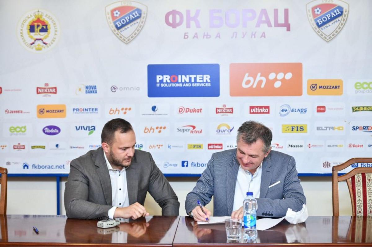 Borac i Banjaluka ruku pod ruku za novi sjaj stadiona