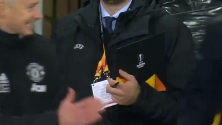 Solskjaer ostao ukopan u mjestu: Pružio ruku treneru Club Bruggea, a on mu samo okrenuo leđa