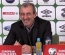 Da li je Baždarević na press konferenciji najavio odlazak?