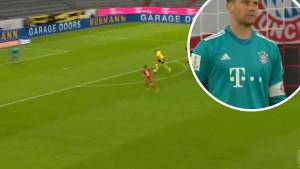 Neuer je možda najbolji najbolji na svijetu, ali nije imun na Haalandovu hladnokrvnost