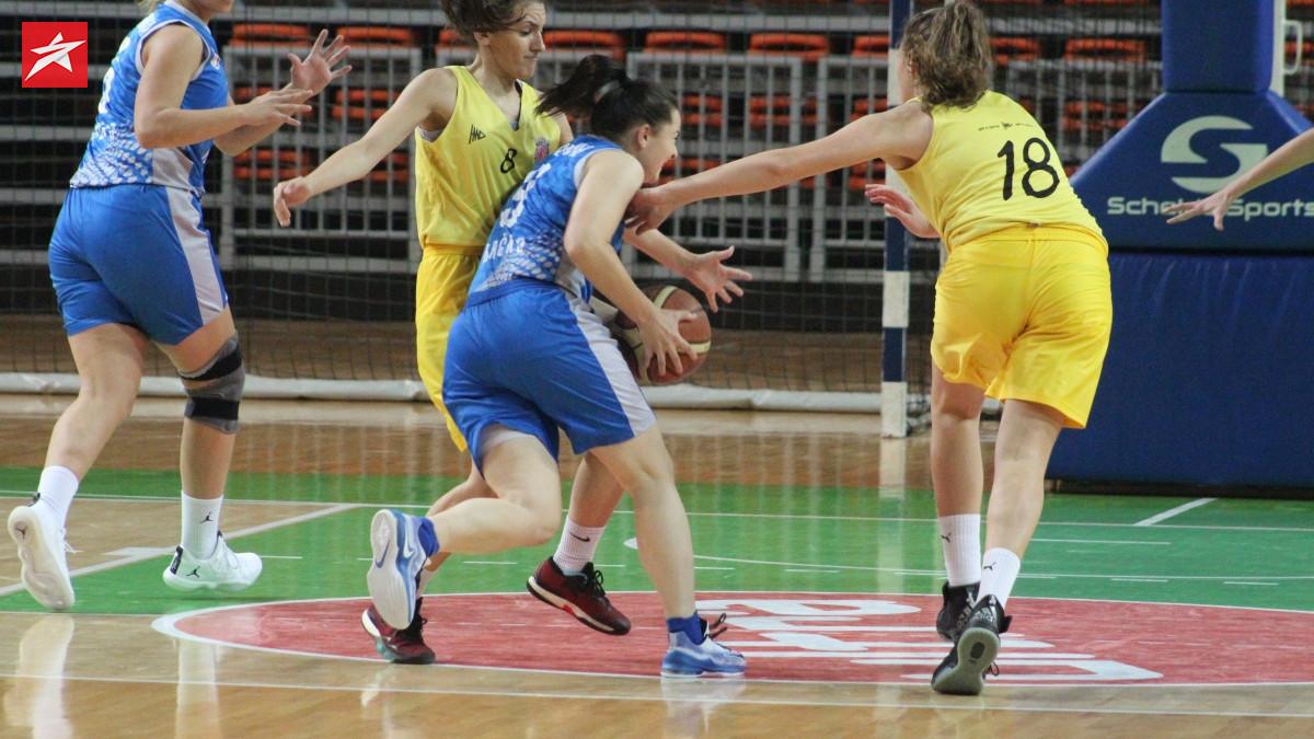 Košarkašice Brčanke u posljednjoj četvrtini slomile otpor  mladoj ekipi Čelika