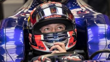 Kvyat neće voziti za Toro Rosso u Meksiku