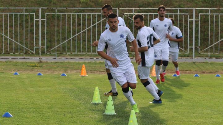 Željezničar trenirao u Hrasnici: Alispahić odradio prvi trening, Ramović nije u Turskoj