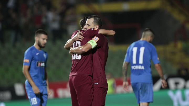 FK Radnik namučio FK Sarajevo, ali sva tri boda ostaju na Koševu