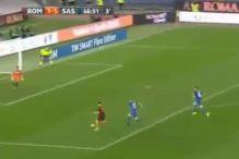 Roma preokrenula rezultat protiv Sassuoloa