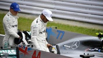 Vozači Mercedesa zadovoljni prvim danom u Brazilu