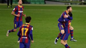 Fantastičan meč u Sevilli: Barcelona pobijedila Betis, Pjanić se ponovo nije proslavio