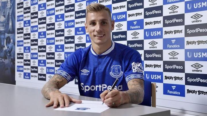 Navijači Liverpoola primijetili 'njihovu tetovažu' kod novog igrača Evertona