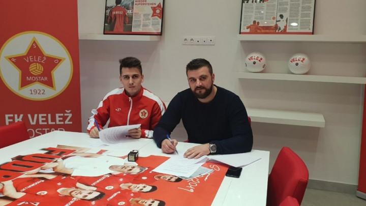 Sinan Samardžić potpisuje za FK Velež?