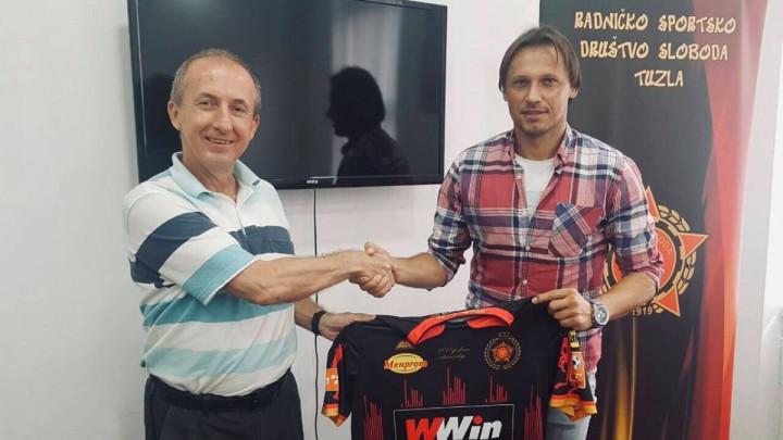 Samir Bekrić potpisao za FK Sloboda