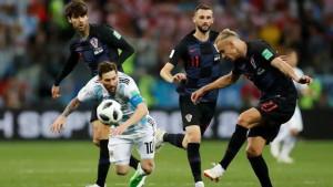 Vida otkrio kako je Messi počastio cijelu ekipu Hrvatske nakon pobjede nad Islandom