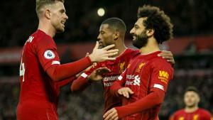 Novi vikend, novi rekord Liverpoola!