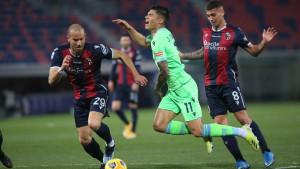 Bologna iznenadila Lazio