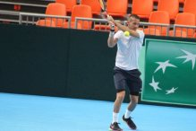 Brkić sigurno do drugog kola ITF Futuresa u Novom Sadu