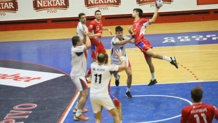 Borac ponovo savladao Baku i zakazao meč protiv Vogošće