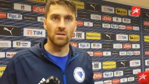 Zukanović: Utakmicu u Finskoj smo prespavali, a tu smo trebali tražiti naše bodove
