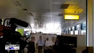Haos na aerodromu, miljenik Sardinaca se vratio kući