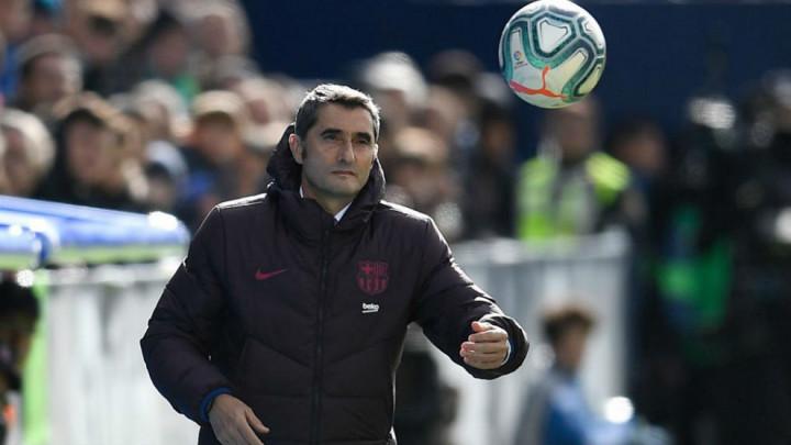 Valverde: Komplikovana utakmica, vrijeme i teren nam također nisu išli na ruku