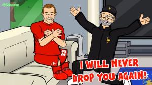 442oons napravio crtani film o porazu Liverpoola u Beogradu: U centru pažnje Shaqiri